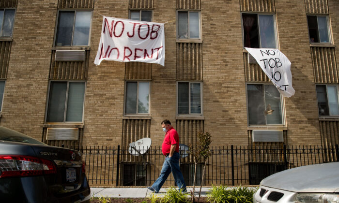 Nearly 2 Million US Households Owe $15 Billion in Back Rent: Report