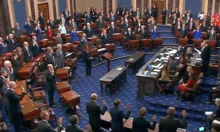 One Democrat Joins All GOP Senators to Pass Anti-Critical Race Theory Amendment