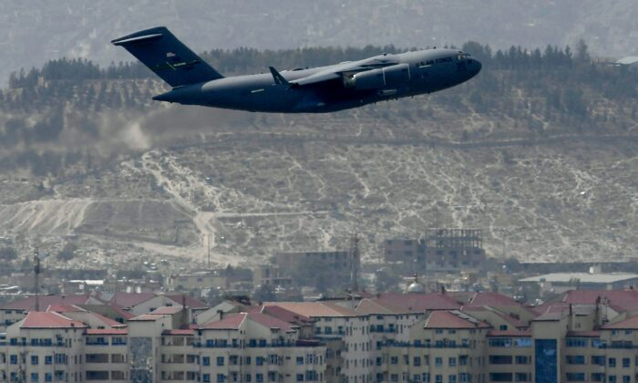 Pentagon Acknowledges Americans 'Stranded' in Afghanistan After Pullout