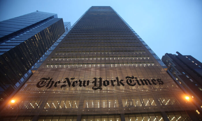 Project Veritas Prepares to Depose New York Times After NY Supreme Court Ruling