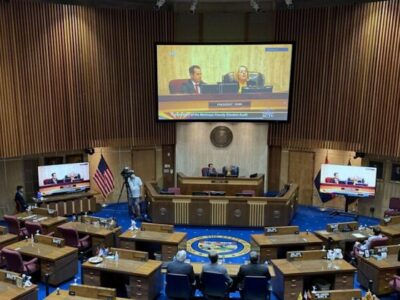 Arizona Senate Hears of Multiple Inconsistencies Found by Election Audit