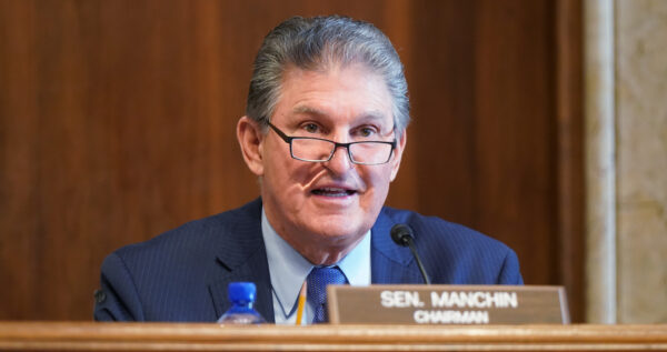 Manchin Confirms He Will Not Vote for $3.5 Trillion Budget Bill, Sanders Fires Back
