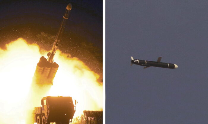 North Korea Successfully Tests First 'Strategic' Long-Range Cruise Missile: Report