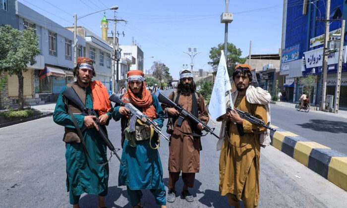 Taliban 'Holding' Americans 'Hostage' at Afghanistan Airport: Top Republican Lawmaker