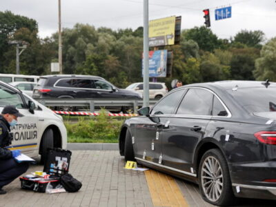 Top Aide to Ukrainian President Targeted by Gunfire in Assassination Attempt