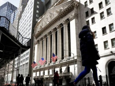 Wall Street Rally Fizzles out as Evergrande Worries Persist