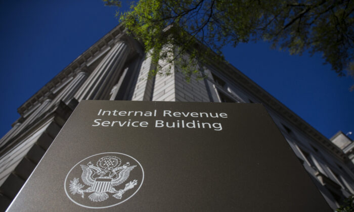 Biden's $600 IRS Taxpayer Reporting Proposal 'Massive Invasion of Financial Privacy': Bank Association Exec