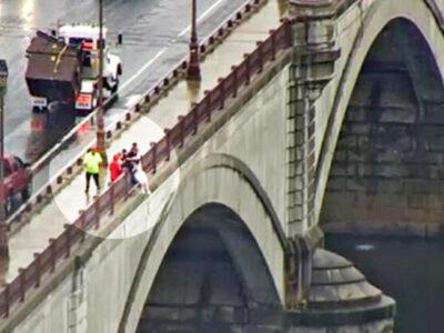 Good Samaritans Rescue Distressed Woman Preparing to Jump From Bridge in Massachusetts