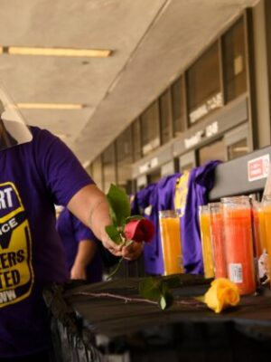 Head of Largest California Union Arrested on Charges of Grand Theft, Tax Fraud