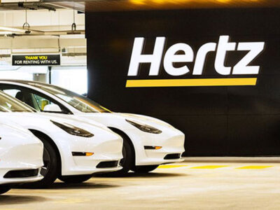 Hertz to buy 100,000 Teslas in largest single electric vehicle purchase