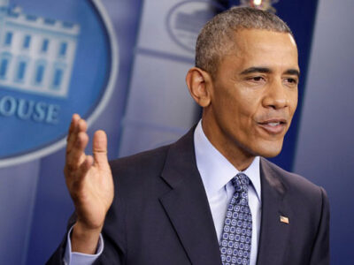 Obama To Virginia Voters: Don't Pay Attention To 'Trumped Up Culture Wars,' It's All 'Fake Outrage'