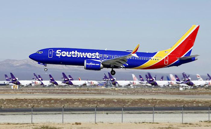 Southwest Airlines suffers $75M loss due to cancellations